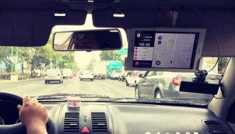 taxistas se oponen implementacion taximetros digitales ciudad mexico
