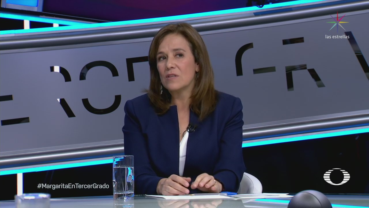 Tercer Grado Renuncia Margarita Zavala Candidata Presidencial