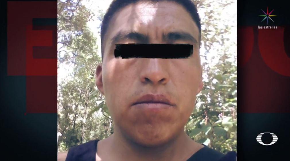 Cae presunto homicida de policía auxiliar de la Central de Abasto