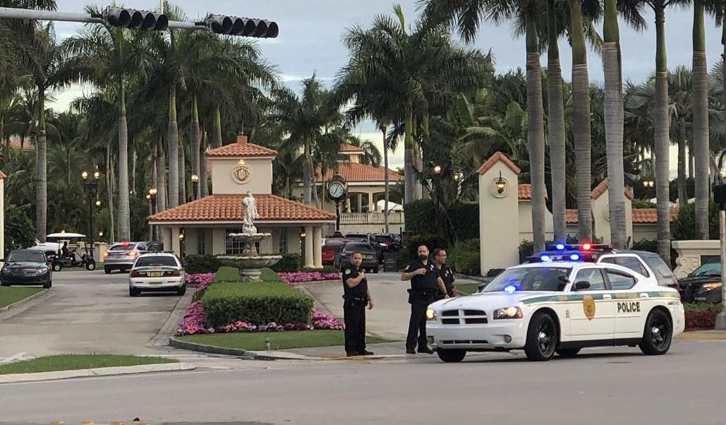 Policía detiene a un hombre que disparó en el Trump National Doral de Miami