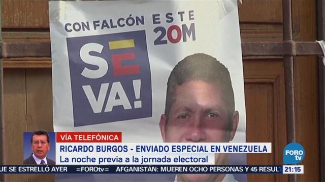 Todo Listo Venezuela Elecciones Presidenciales Venezolanos