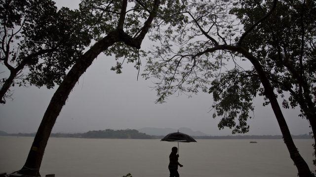 Tormentas en India dejan 73 muertos y 140 heridos