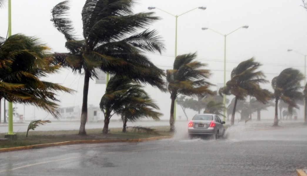 Se esperan tormentas nocturnas y vientos en la mayor parte de México