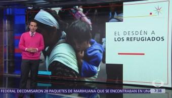 Trámites de refugio para migrantes están suspendidos desde 19S
