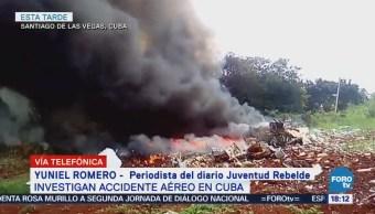 Tres Mujeres Encuentran Estado Crítico Tras Accidente Aéreo La Habana