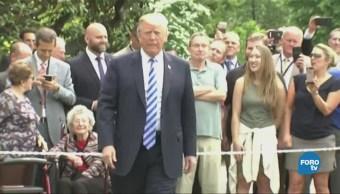 Trump cancela acuerdo nuclear con Irán