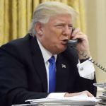 Trump habla con líder de Singapur sobre su cumbre con Kim Jong-un