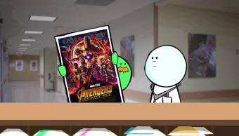 Unidad de Quemados Vengadores: Infinity War