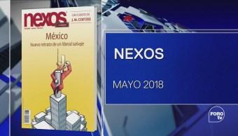 Tipo Mexicano Eres Revista Nexos Liberal Salvaje
