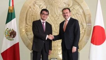 México y Japón refrendan lazos de amistad y cooperación