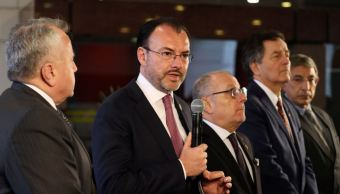 Videgaray: el Gobierno de México no reconoce las elecciones en Venezuela