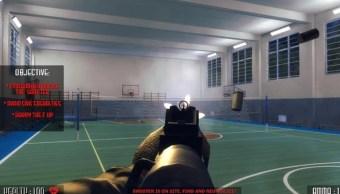 Videojuego simula tiroteos es criticado víctimas de Parkland