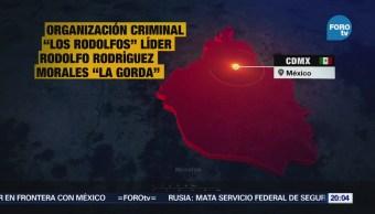 Violencia Lucha Grupos Delictivos Ciudad de México