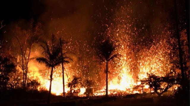erupcion volcan kilauea destruye 26 casas hawaii