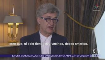 Wim Wenders habla sobre el documental