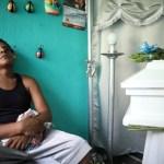 balean bebe 14 meses durante disturbios nicaragua