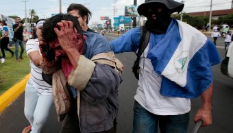 muerto nueve heridos deja ataque marcha menores asesinados nicaragua
