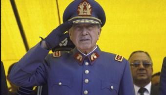Supremo de Chile ordena embargar propiedades de Pinochet