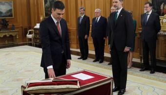 Peña Nieto felicita a Pedro Sánchez, nuevo presidente de España