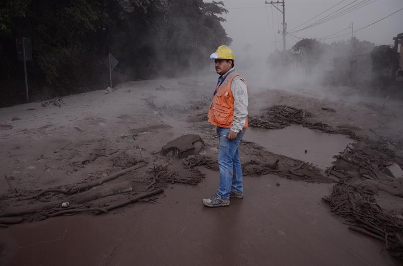 concluye erupcion 16 horas