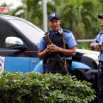 Nicaragua niega uso de vehículos de EU para reprimir