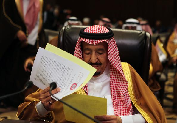 Trump: Arabia aumentará la producción de petróleo