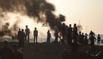 Lanzan cometas incendiarias desde Gaza provocando incendios
