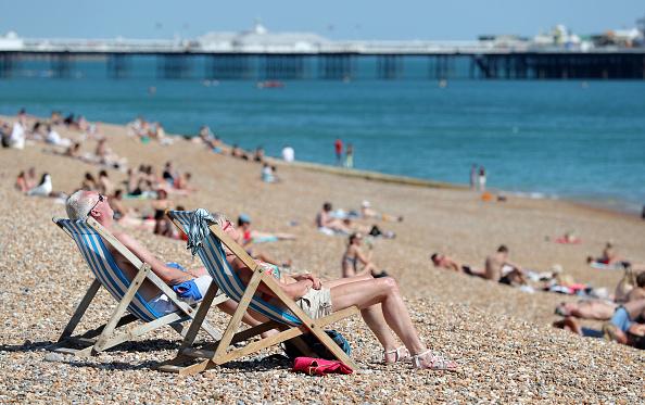 Reino Unido supera temperaturas de 30 grados centigrados