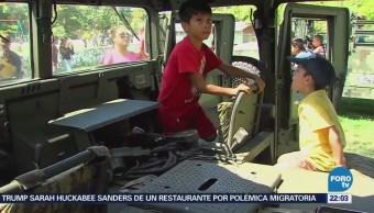 Abren Zona Militar Público Colima