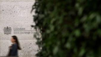 Acciones europeas bajan, incertidumbre comercial por G7