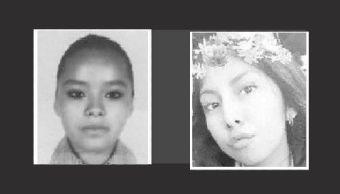 Alerta Amber localizar menores extraviadas GAM Iztapalapa