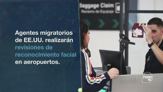 Aeropuerto de Orlando analizará el rostro