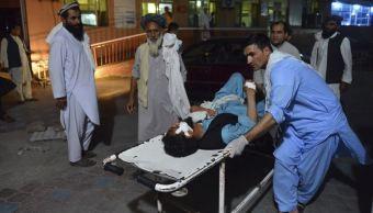 Atentado suicida en Afganistán deja 18 muertos y 49 heridos