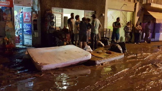 Inundaciones en Aguascalientes deja dos muertos