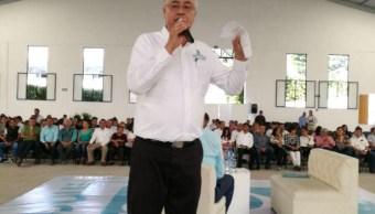 Declinación de Alejandro Vera por Cuauhtémoc Blanco