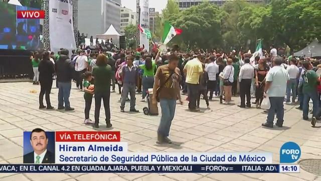 Almeida Reporta Saldo Blanco Festejos Octavos De Final