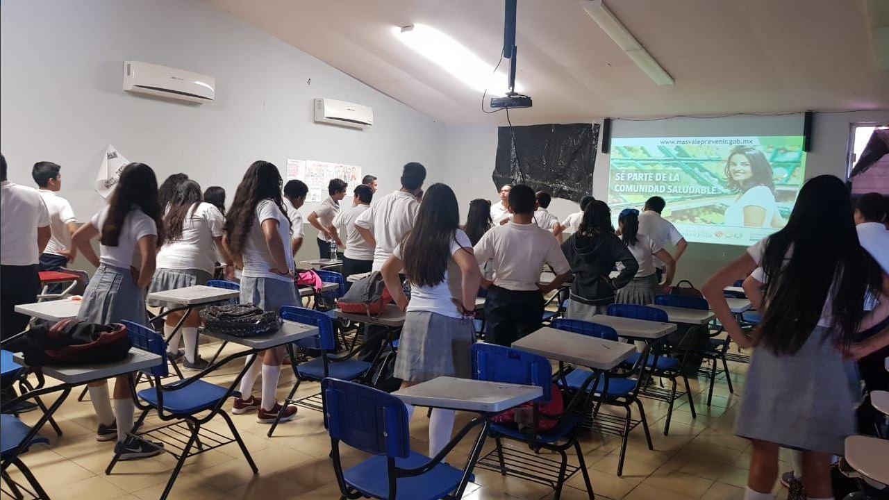 escuelas de sonora no cuentan con aire acondicionado