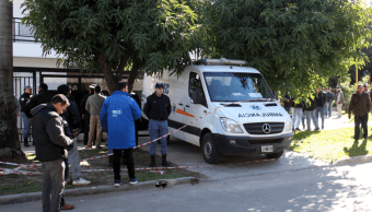 Encuentran muertos a esposa e hijo de senador argentino