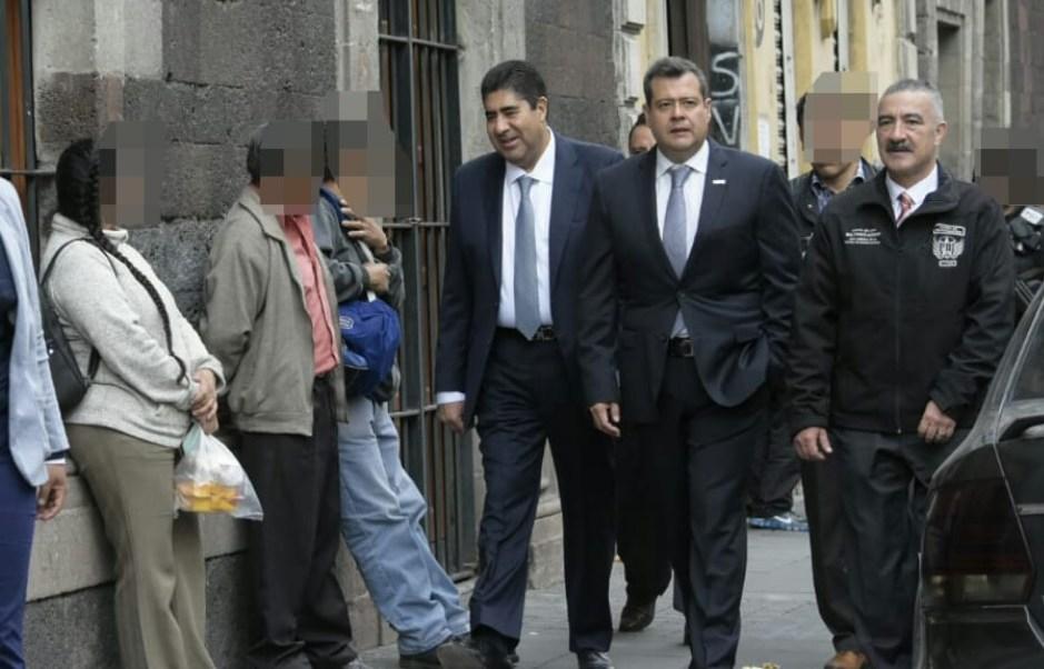 Amieva niega que narcomenudeo y delincuencia rebasen la CDMX