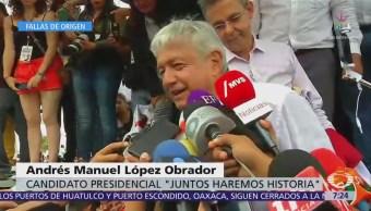 Amlo Califica Guerra Sucia Señalamientos Contra Jiménez Espriú