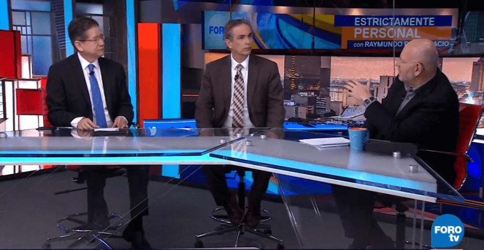 Tercer debate presidencial, al análisis de Luis Miguel González y Enrique Quintana