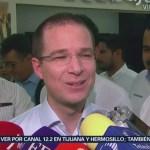 Ricardo Anaya Condena Asesinato Candidatos Elecciones