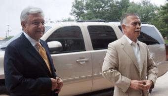 López Obrador lima asperezas con hombres de negocios