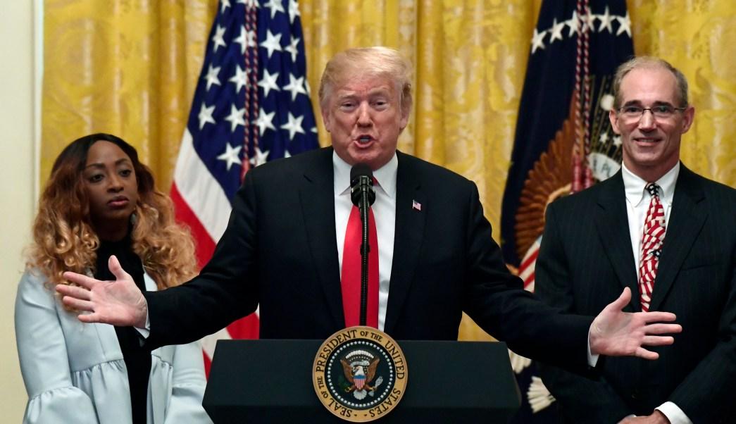 Periodistas deben trabajar sin temor a ataque: Trump