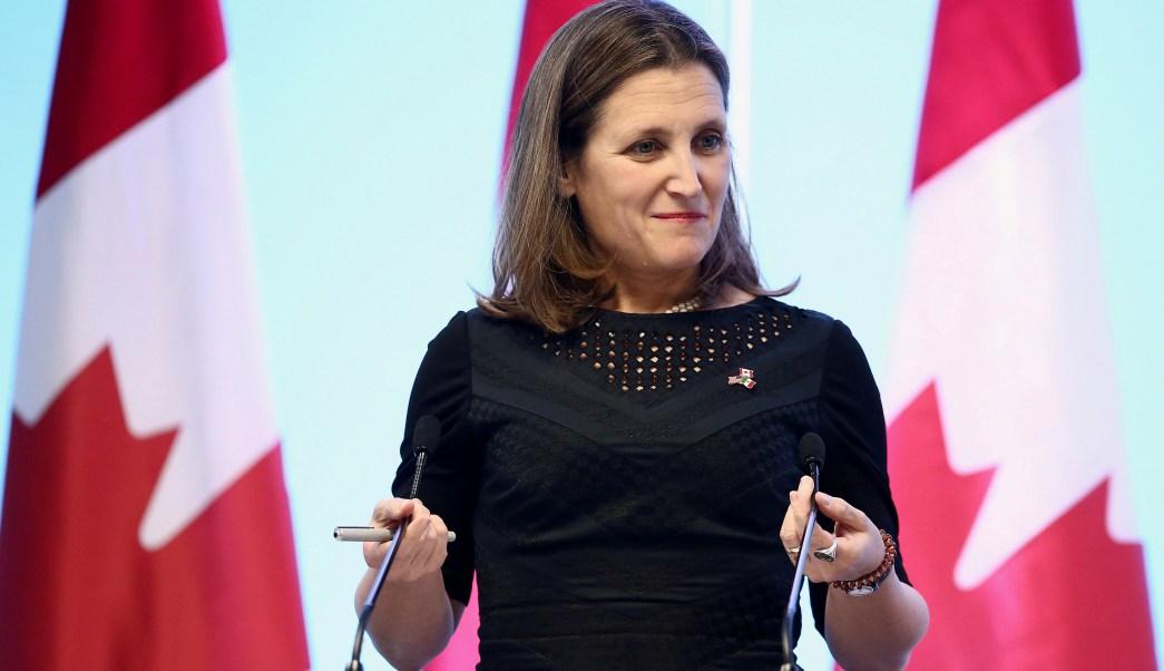 Aranceles de Canadá para EU iniciarán el 1 de julio