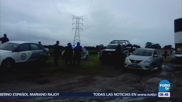 Asesinan Seis Policías Puebla Amozoc Huachicoleros