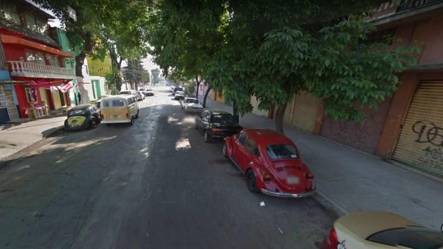 Balean a dos hombres en calles de la CDMX