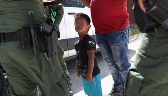 Audio niños llorando centro migratorio Estados Unido