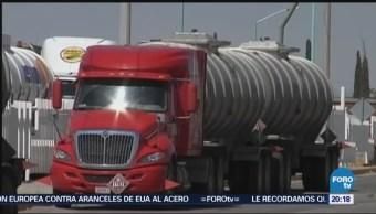 Aumenta Robo Autotanques Transportan Hidrocarburos Gasolina