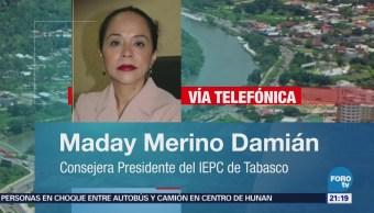 Autoridad Electoral Tabasco Participación Ciudadana Elecciones